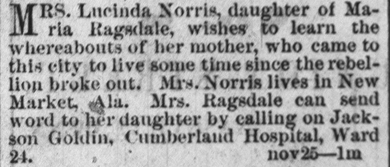 Lucinda Norris 3-24-1866.tif