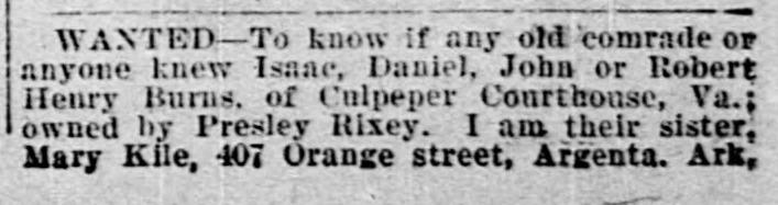 Mary Kile National Tribune Apr 22 1909.jp2
