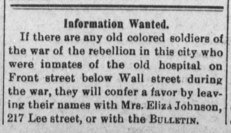 Evening Bulletin. Maysville KY. Feb 19 1902.jp2