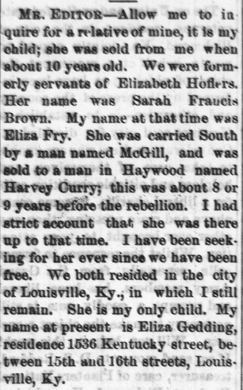 Eliza Gedding 4-24-1884.tif