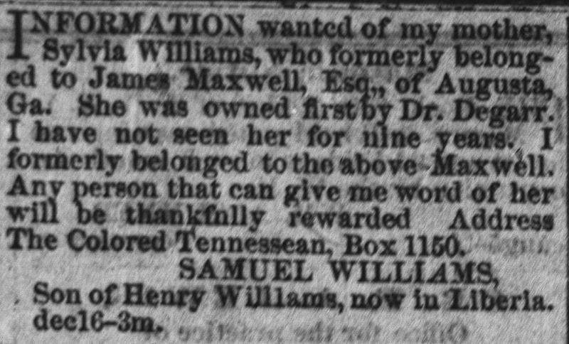 Sylvia Williams 3-24-1866.tif