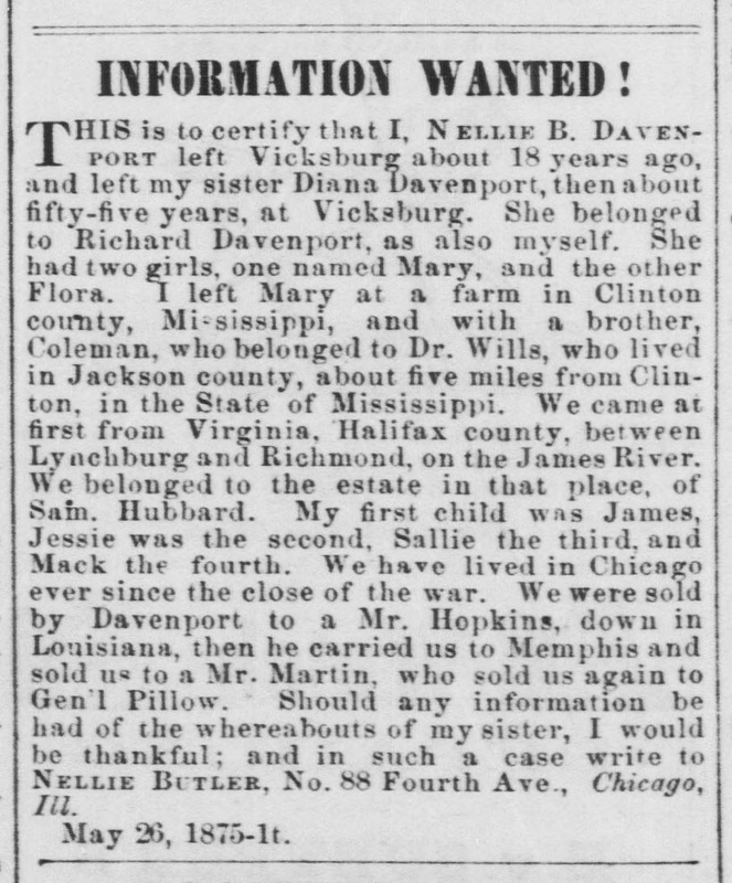 Jackson MS Weekly Clarion. May 26 1875.jp2