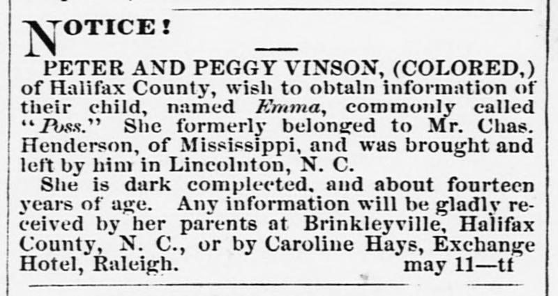 Tri-Weekly Standard. Raleigh NC. May 31 1866.jp2