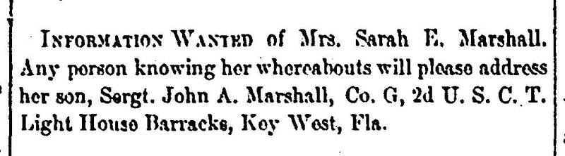 Anglo-African_published_as_The_Anglo-African.___December_9_1865 (4) Mrs Sarah E Marshall.jpg