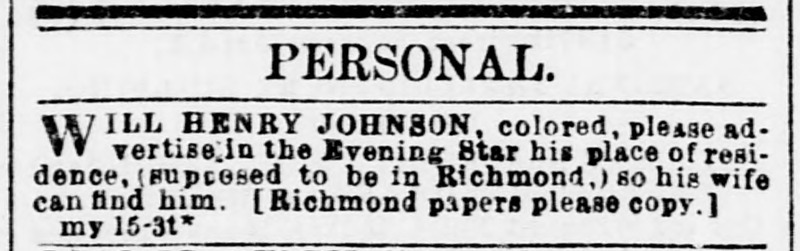 The Evening Star. Washington DC. May 15 1865.jp2