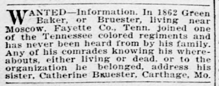 National Tribune. Washington DC. June 20 1907.jp2