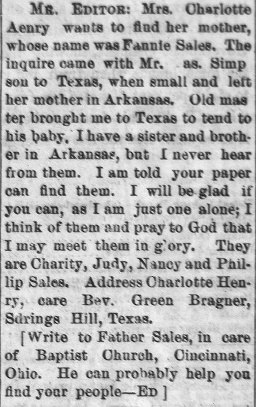 Mrs. Charlotte Aenry 12-10-1885.tif