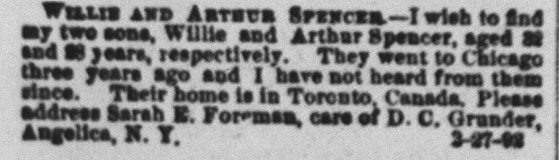 Willie and Arthur Spencer 6-4-1892.tif