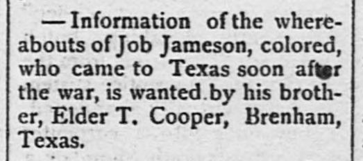 Brenham TX Weekly Banner. Feb 9 1882.jp2