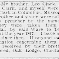 Fort Worth Gazette. Forth Worth TX. August 6 1891.jp2