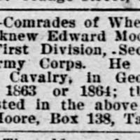 Edward Moore. Natl Tribune Apr 29 1909.jp2