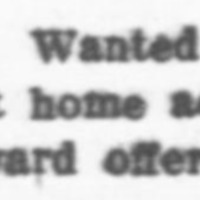 Unnamed, searching for Wm. H. Clark